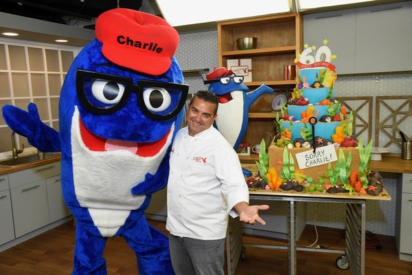 Charlie y Buddy Valastro (PRNewsfoto/StarKist Co.)
